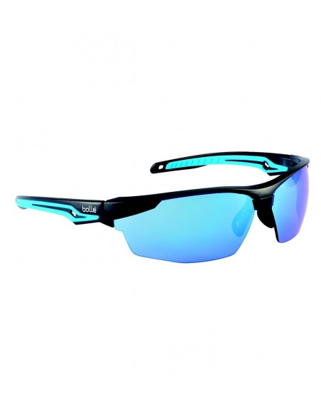 FIPCENTER-Lunettes de protection TRYON Bollé Safety verre flashé bleu-TRYOFLASH