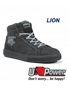 FIPCENTER-Chaussure de sécurité montante look basket THE ROAR LION S3 SRC-SN10014
