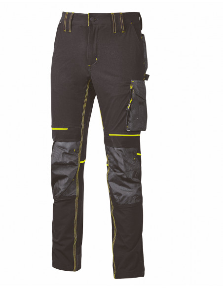 FIPCENTER-Pantalon de travail super confort STRETCH Upower ATOM PE145-PE145