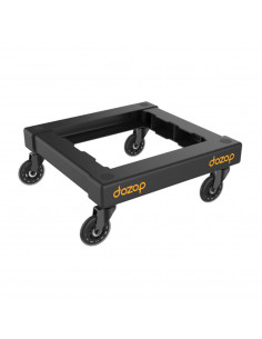 FIPCENTER-Chariot de manutention professionnel compact démontable pliable charge 180kg - DOZOP Dolly PRO-DOZOP-SEL-I-P