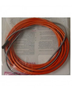 FIPCENTER-Gaine guide fil acier rouge 20 x 45 - 4m typ air-124.0031_GR403101_GM0511