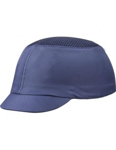 FIPCENTER-Casquette protection anti-heurt type base-ball taille réglable DELTA PLUS-COLTAN