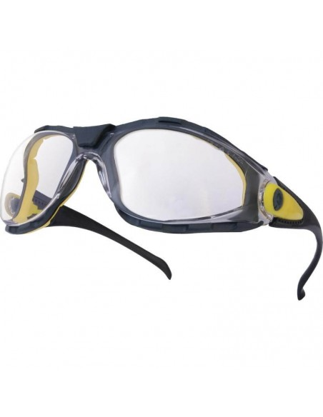 FIPCENTER-Lunettes protection polycarbonate avec branches inclinables DELTA PLUS-PACAYA